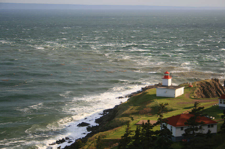 Fundy Lighthouse