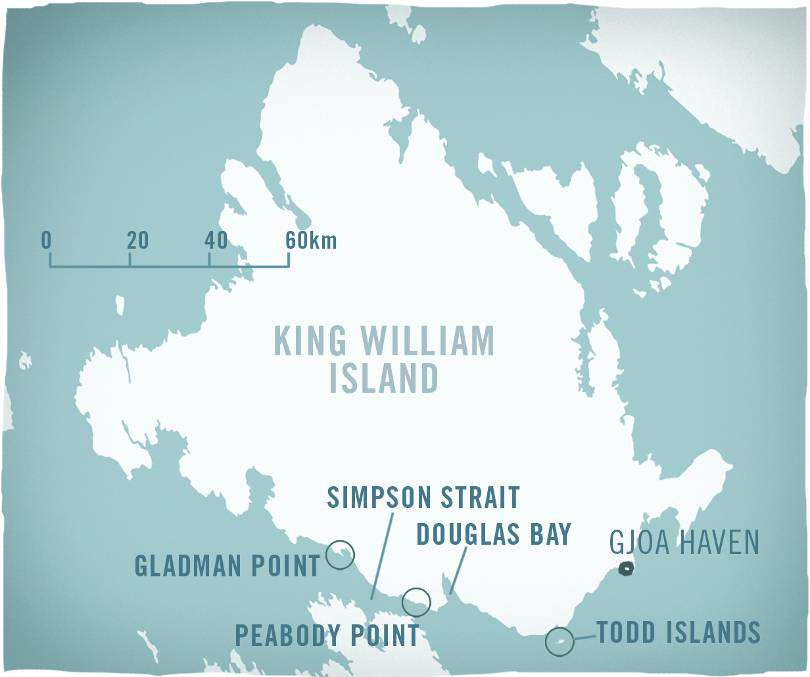 king william island