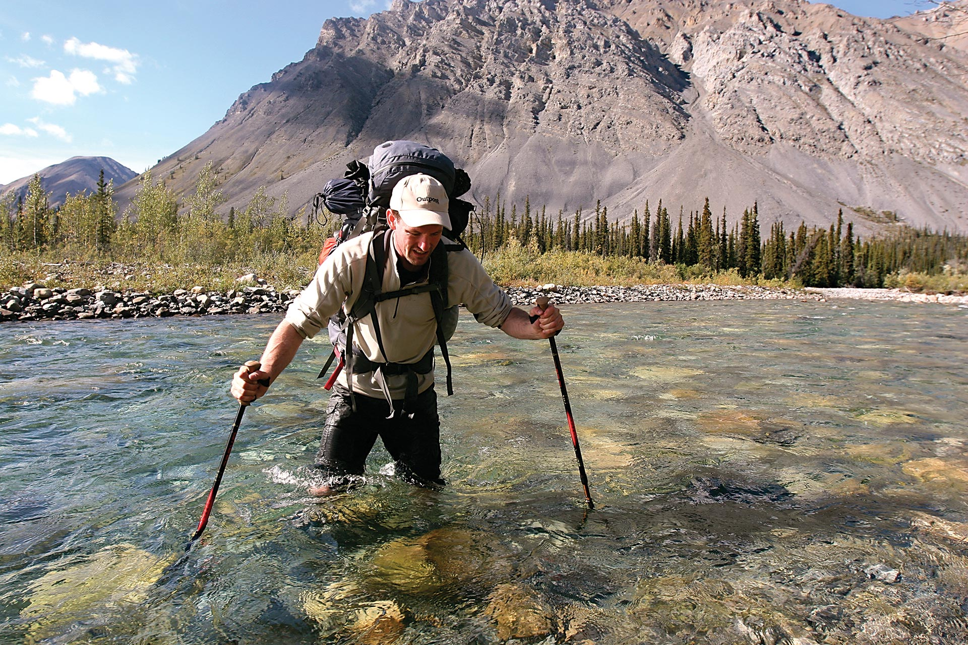 canol heritage trail trekking info