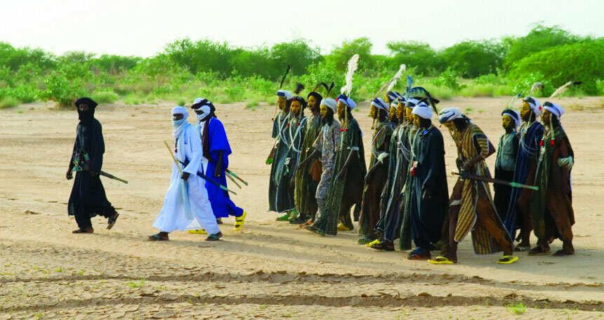Niger Men