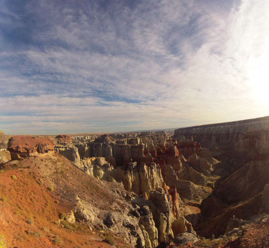 A Glimpse of Marble Canyon