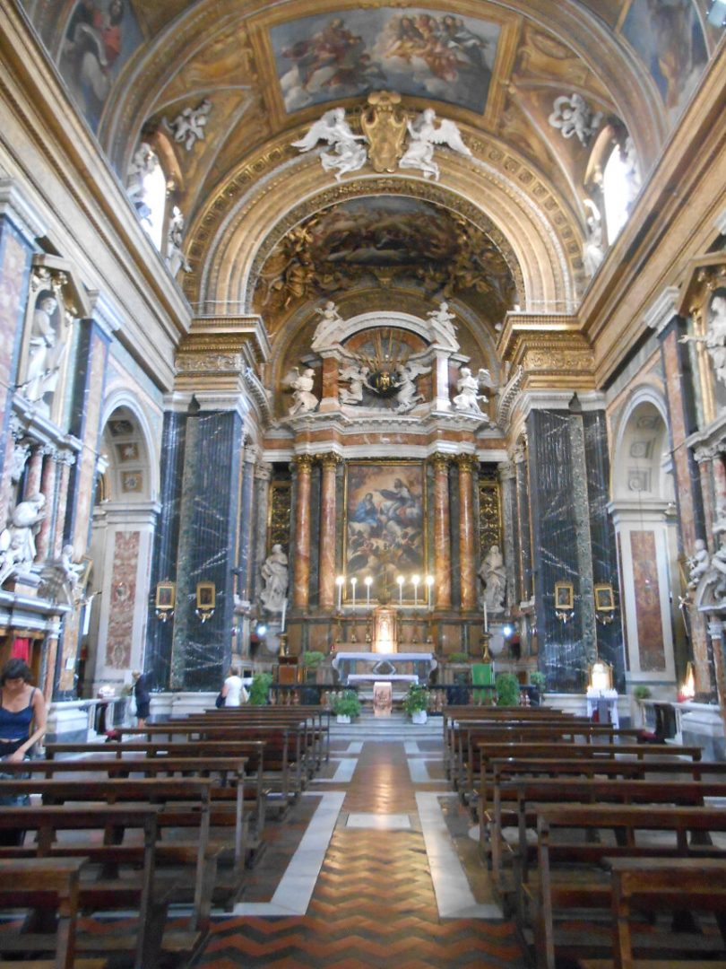 St Peters Church Rome