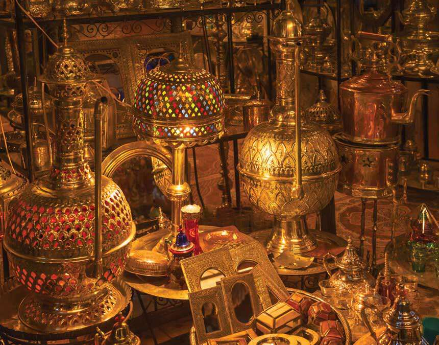 Art of the Barter in the Saudi Souk