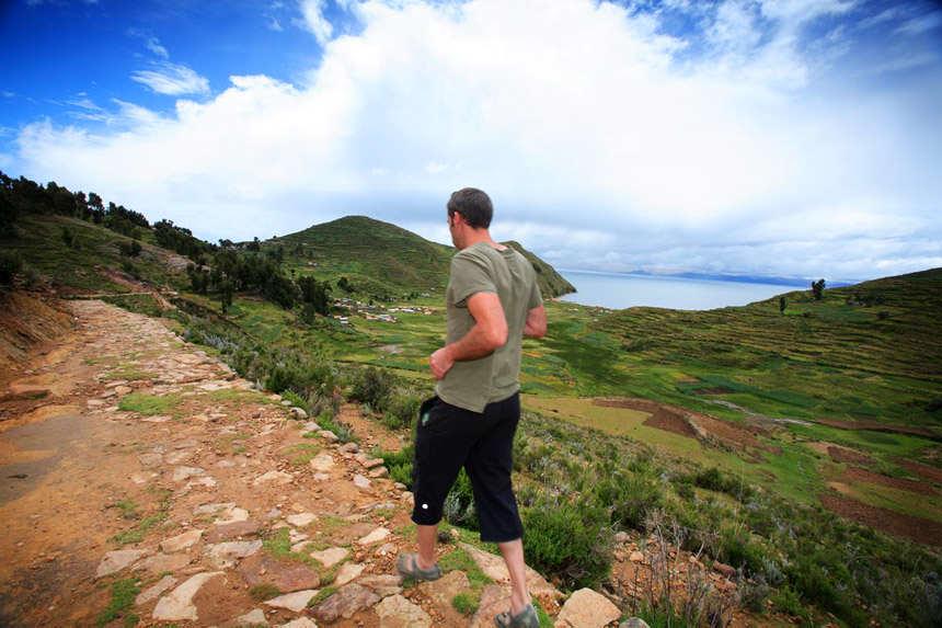 running bolivia story