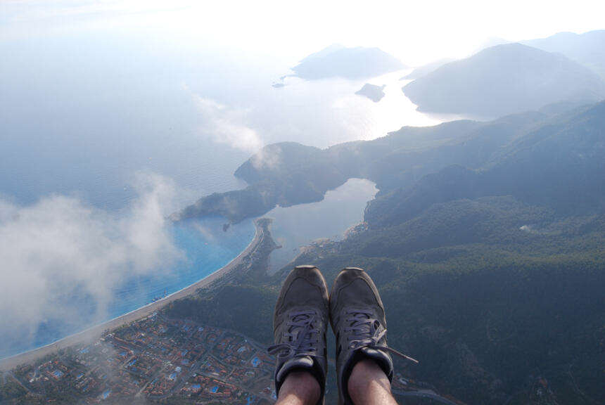 Paragliding Turkey Fethiye Oludeniz