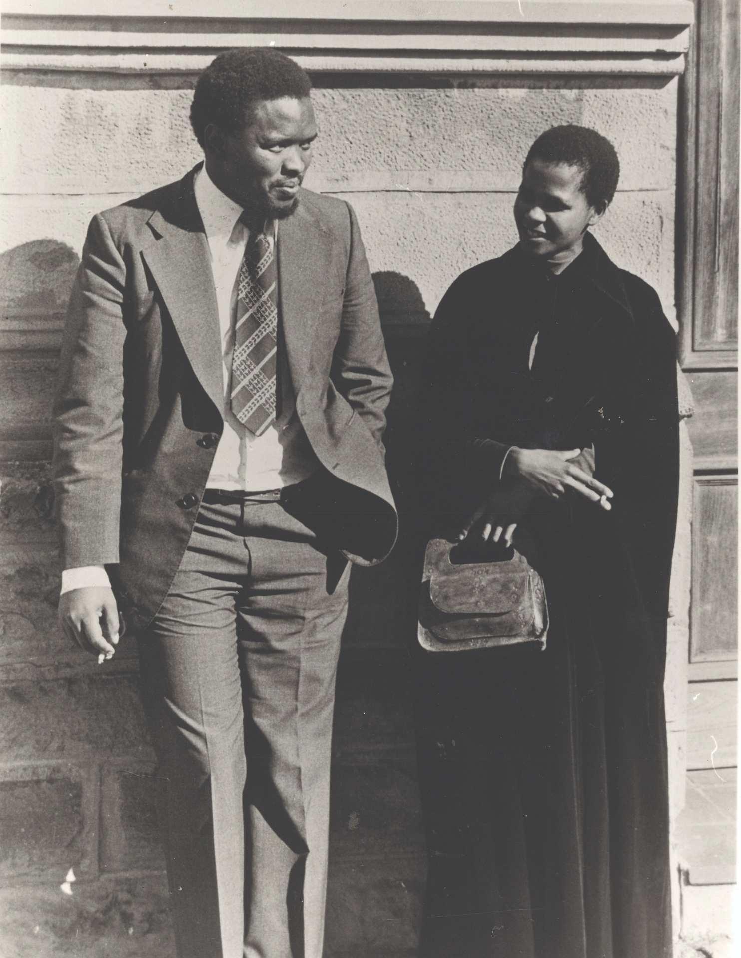 Steve Biko, Africa, Apartheid