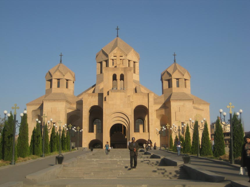 St. Gregory the Illuminator Cathedral yerevan