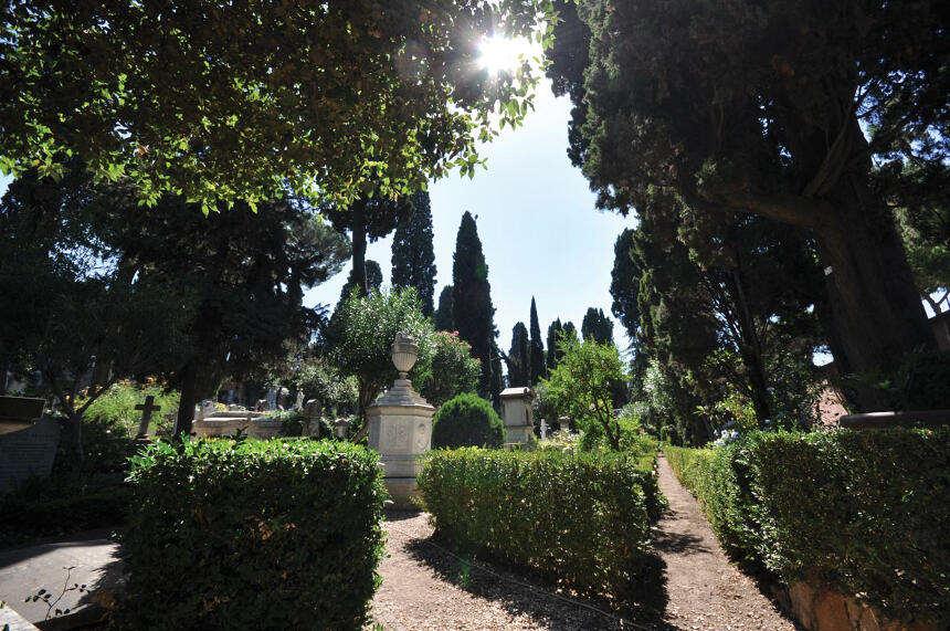 Rome Cemetaries