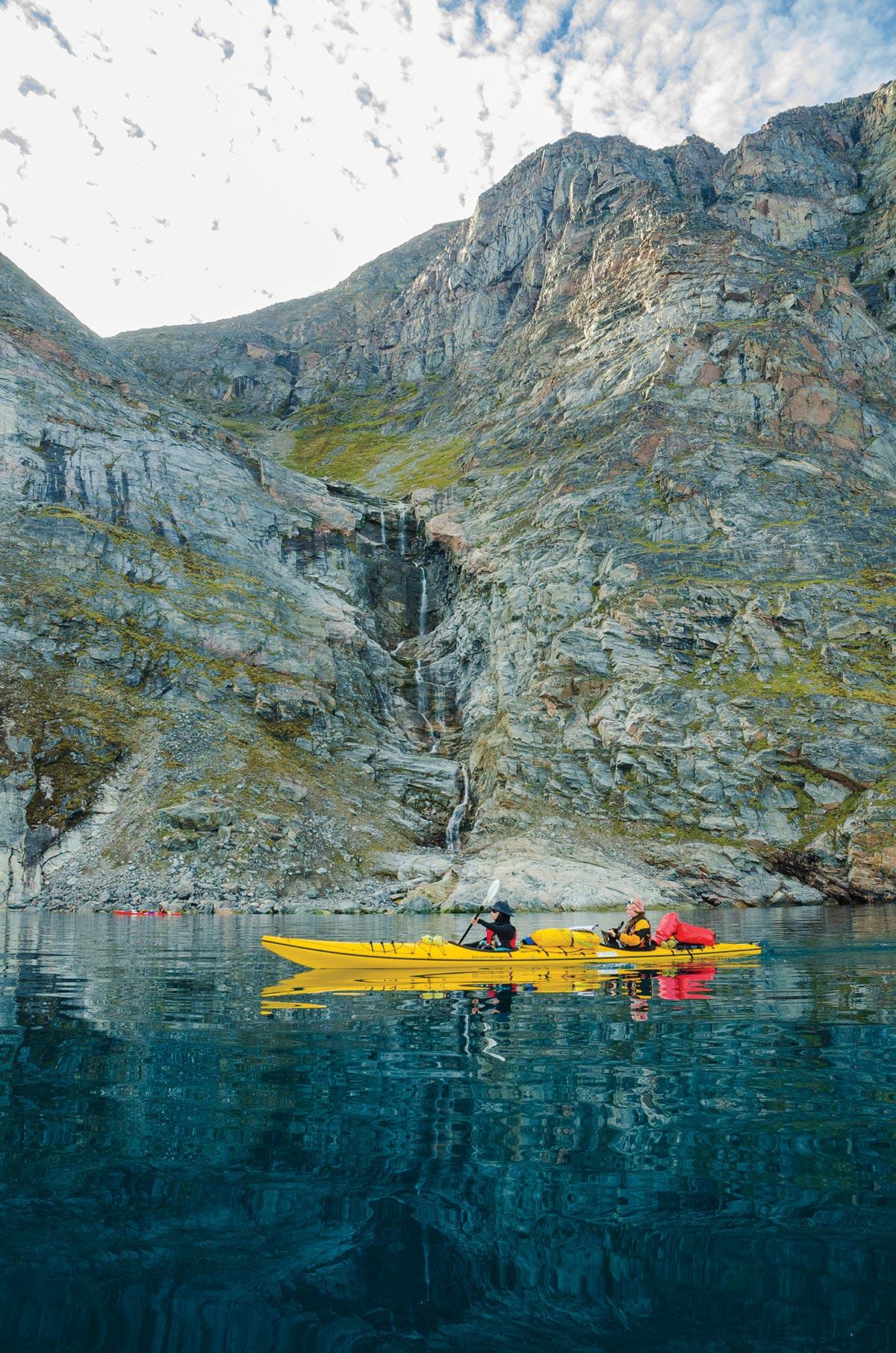 baffin island travel story