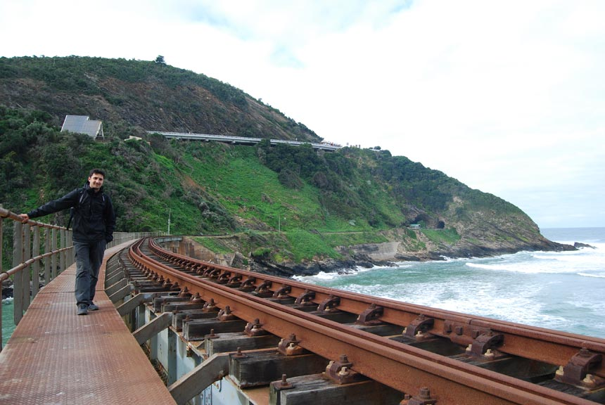 South Africa Abandoned Railway