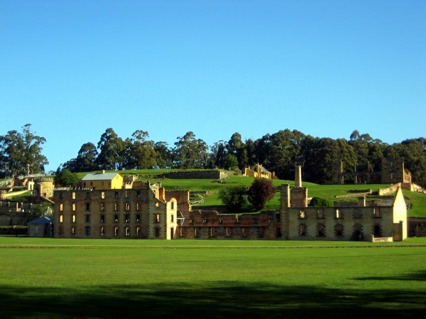 Port Arthur Penal Colony Australia