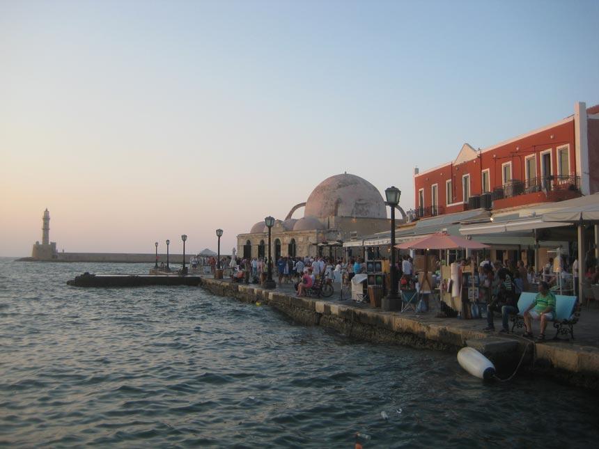 Hania Crete