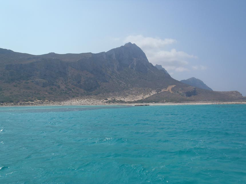 Crete Greece Shore