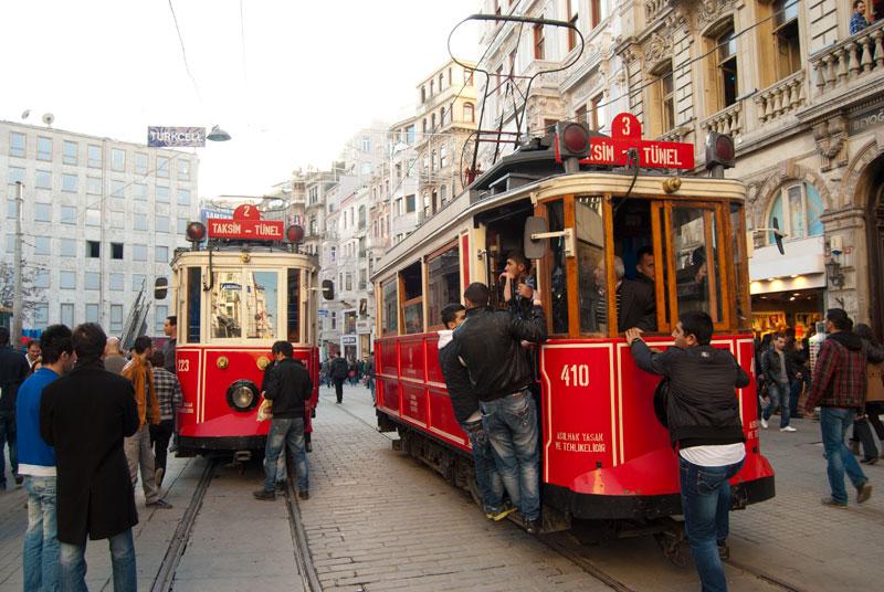 Istanbul Trams