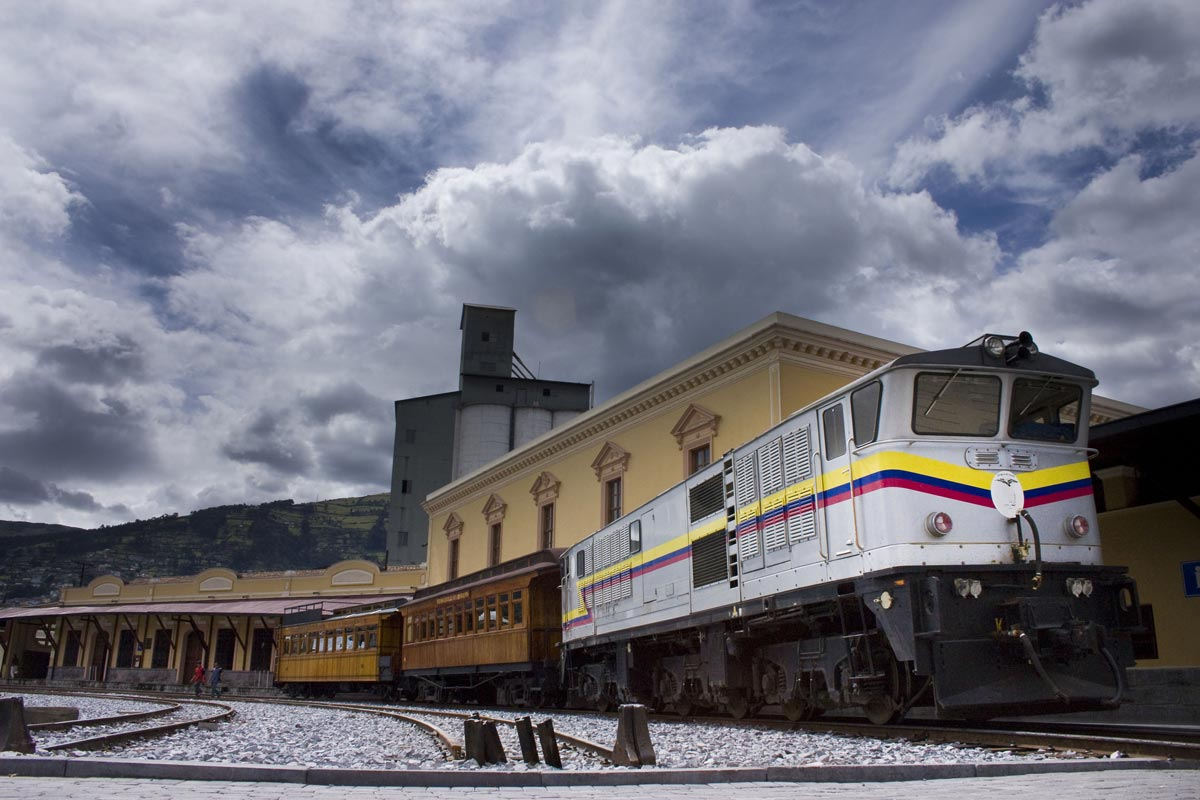 ecuador train