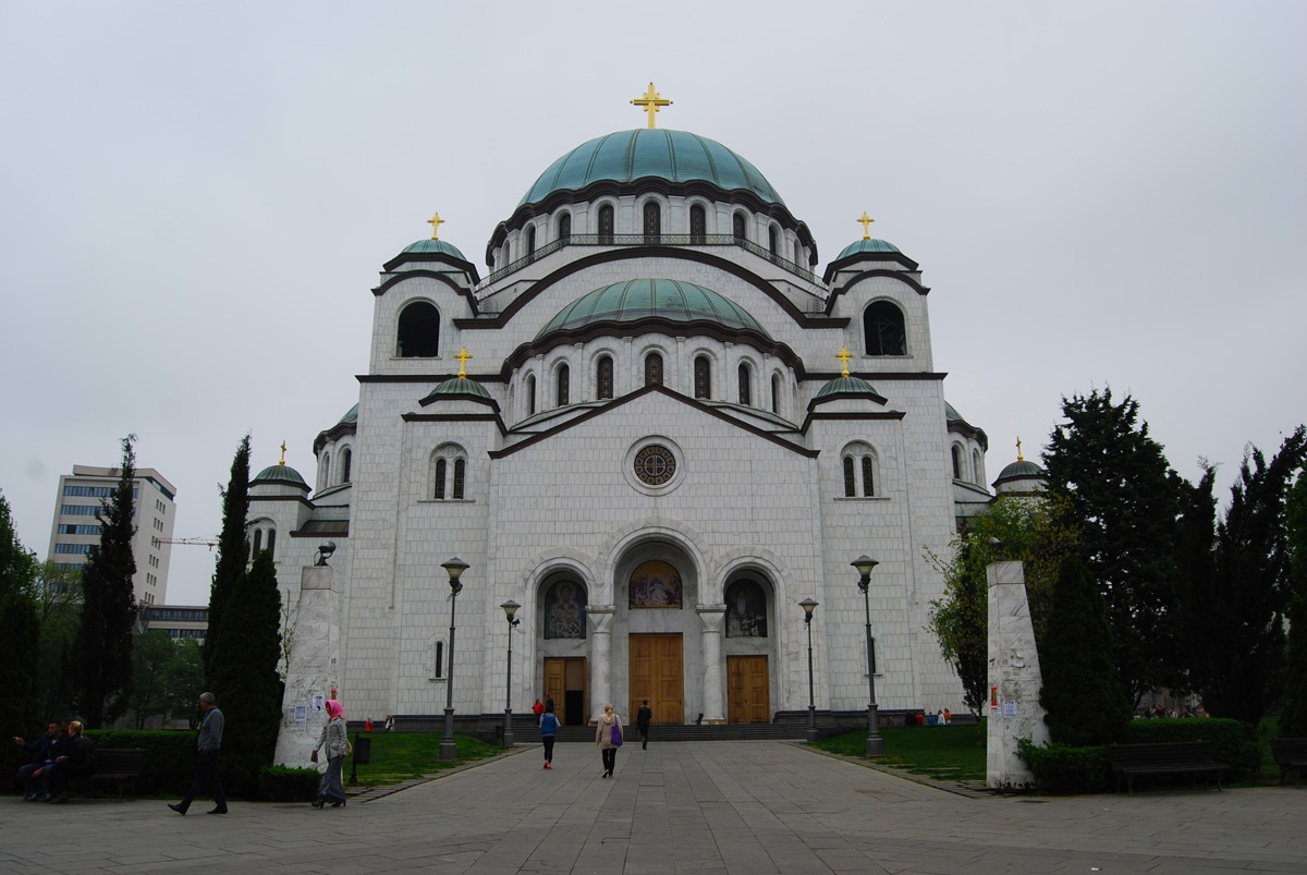 Belgrade Orthodox Church
