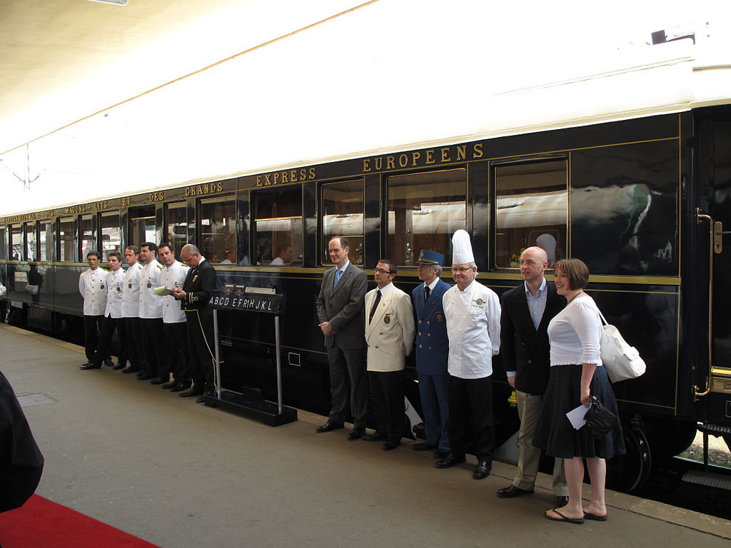 orient express train tour
