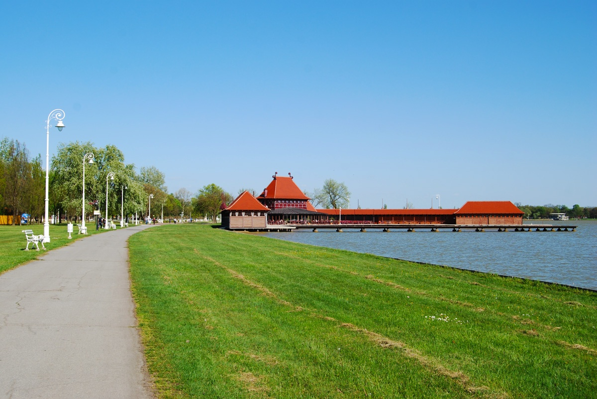 Lake Palic Serbia