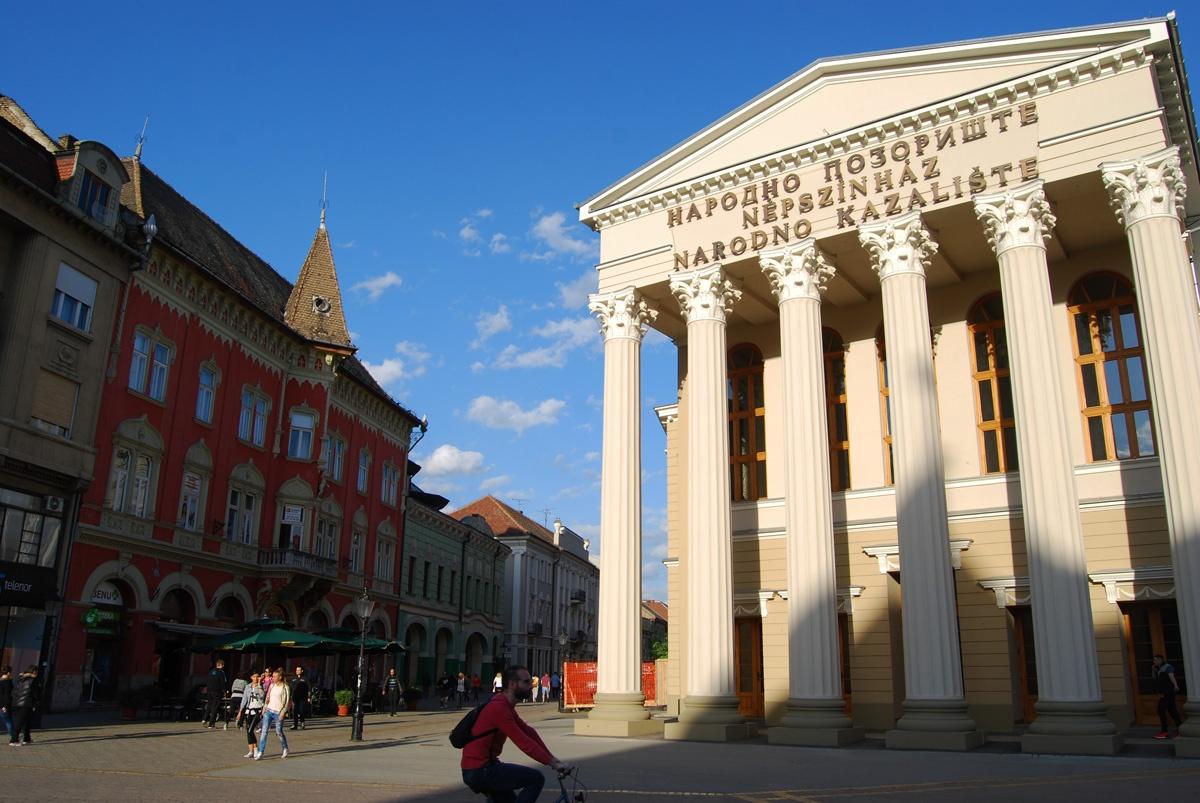 Subotica National Theatre