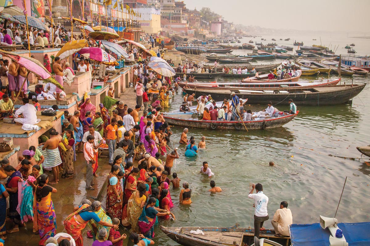 varanasi ghat photography