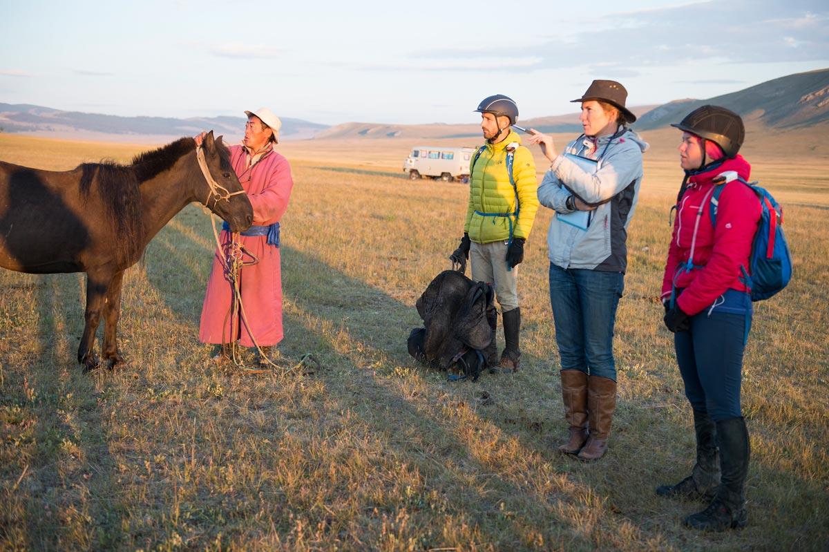 Mongol Derby Travel