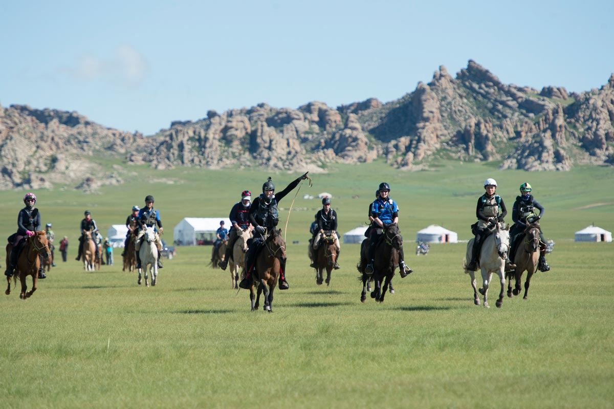 The Mongol Derby The Ultimate Pre Marital Test