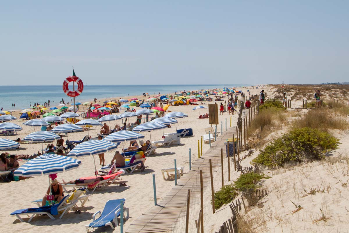 algarve portugal beach vacation
