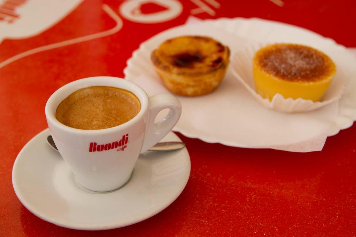 algarve portuguese desserts