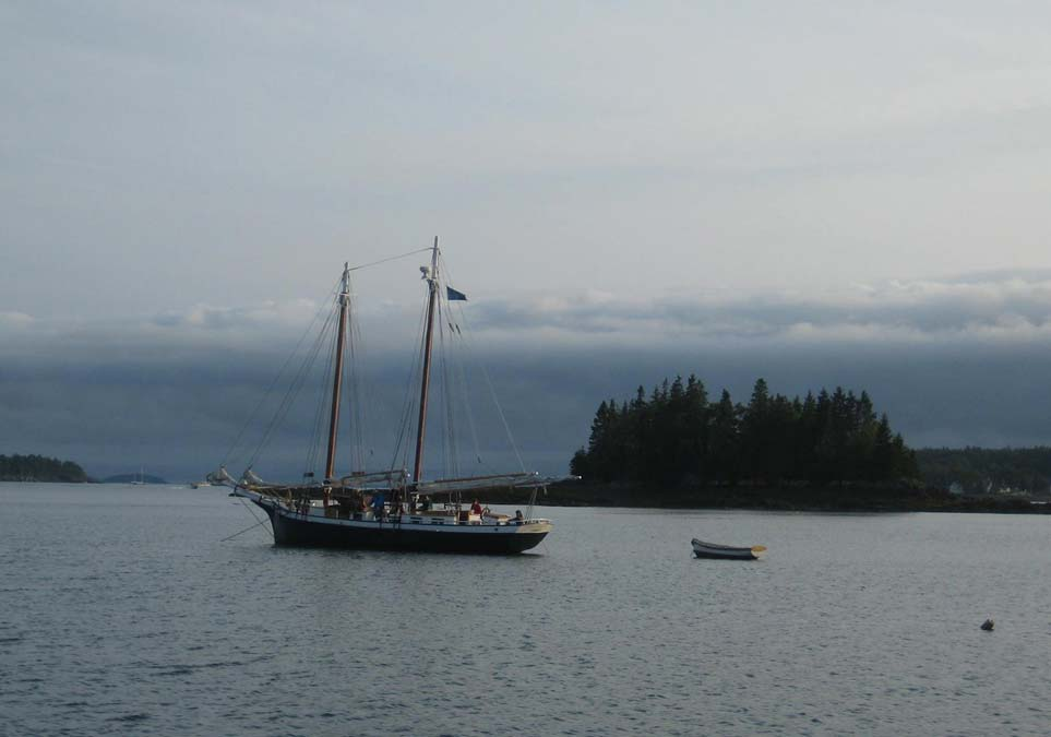 maine windjammer story