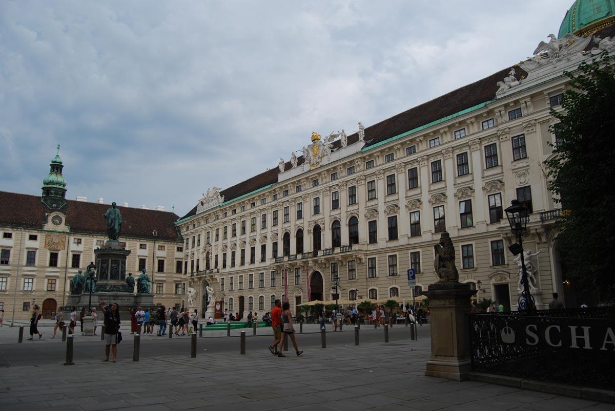 vienna palace austria