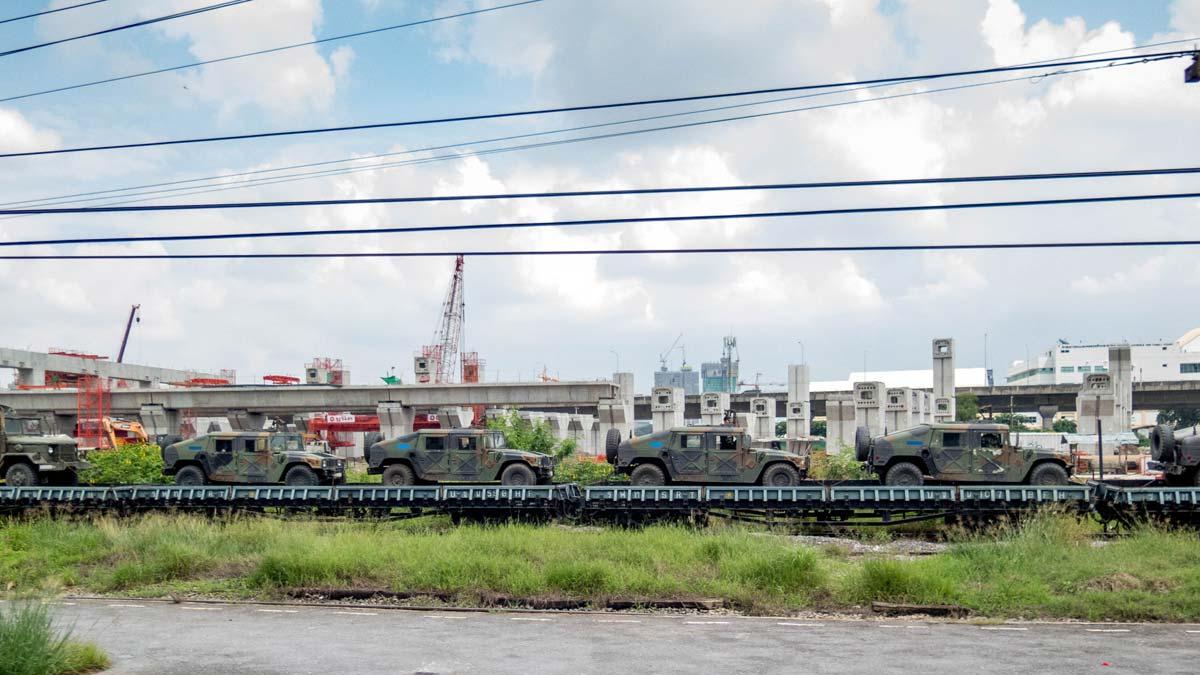 thailand malaysia border crossing Rantau Panjang to Su-ngai Kolok
