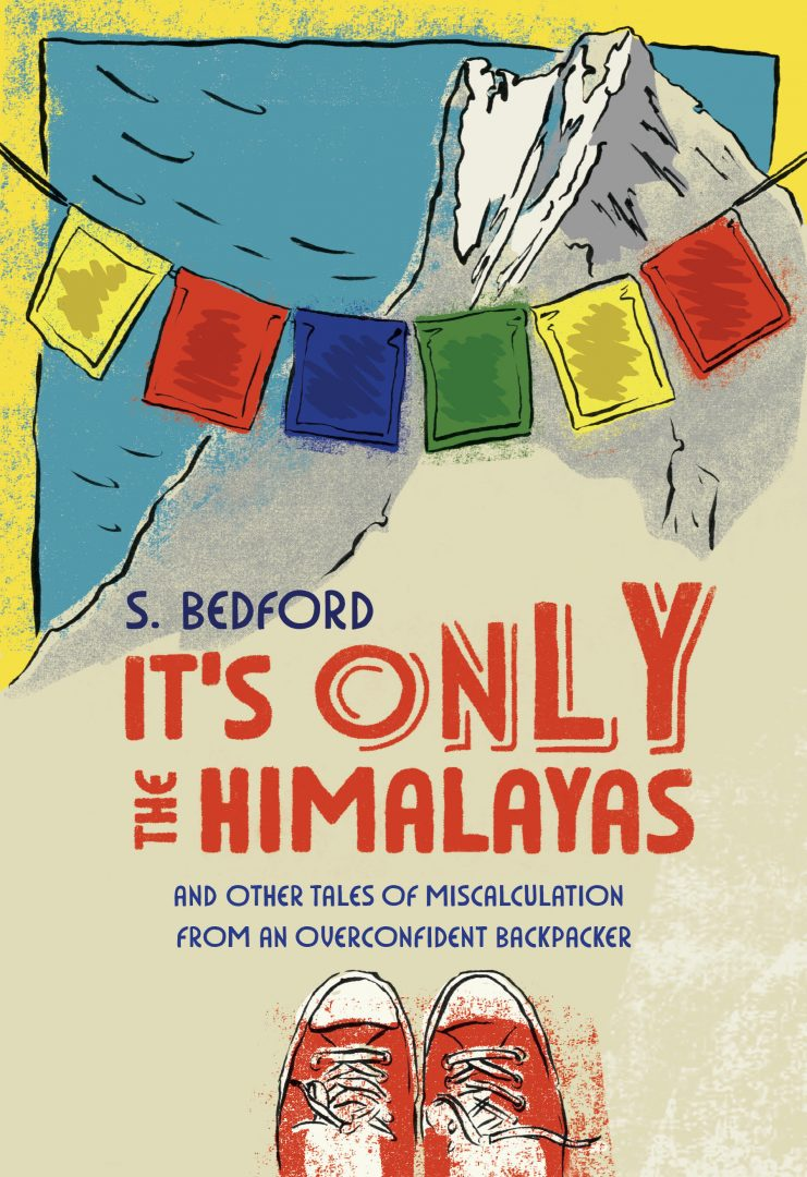 it's only the himalayas book