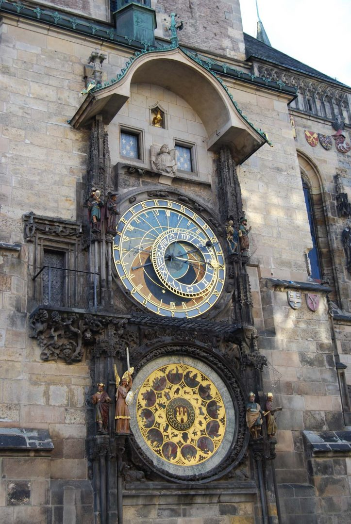 astronomic clock prague