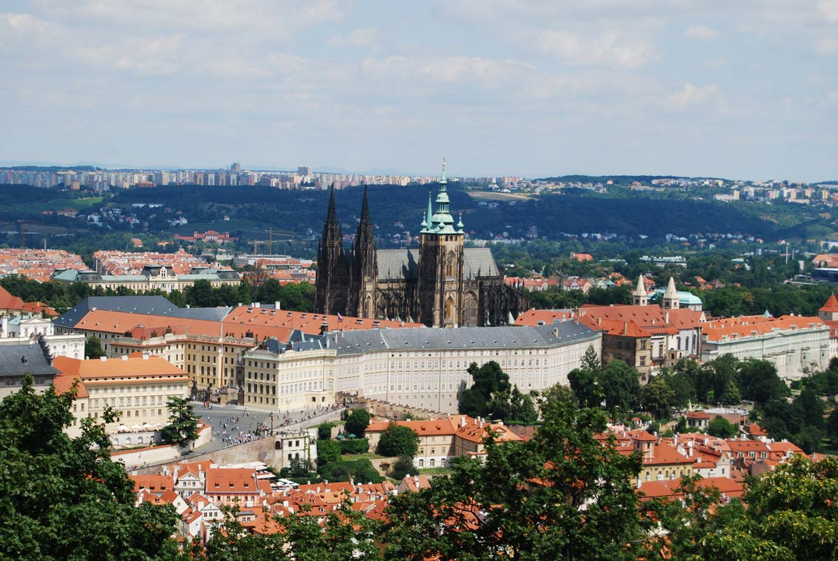 medieval prague castle tour