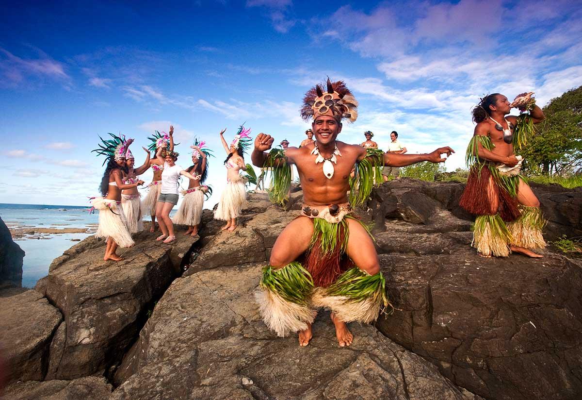 cook islands paradise culture