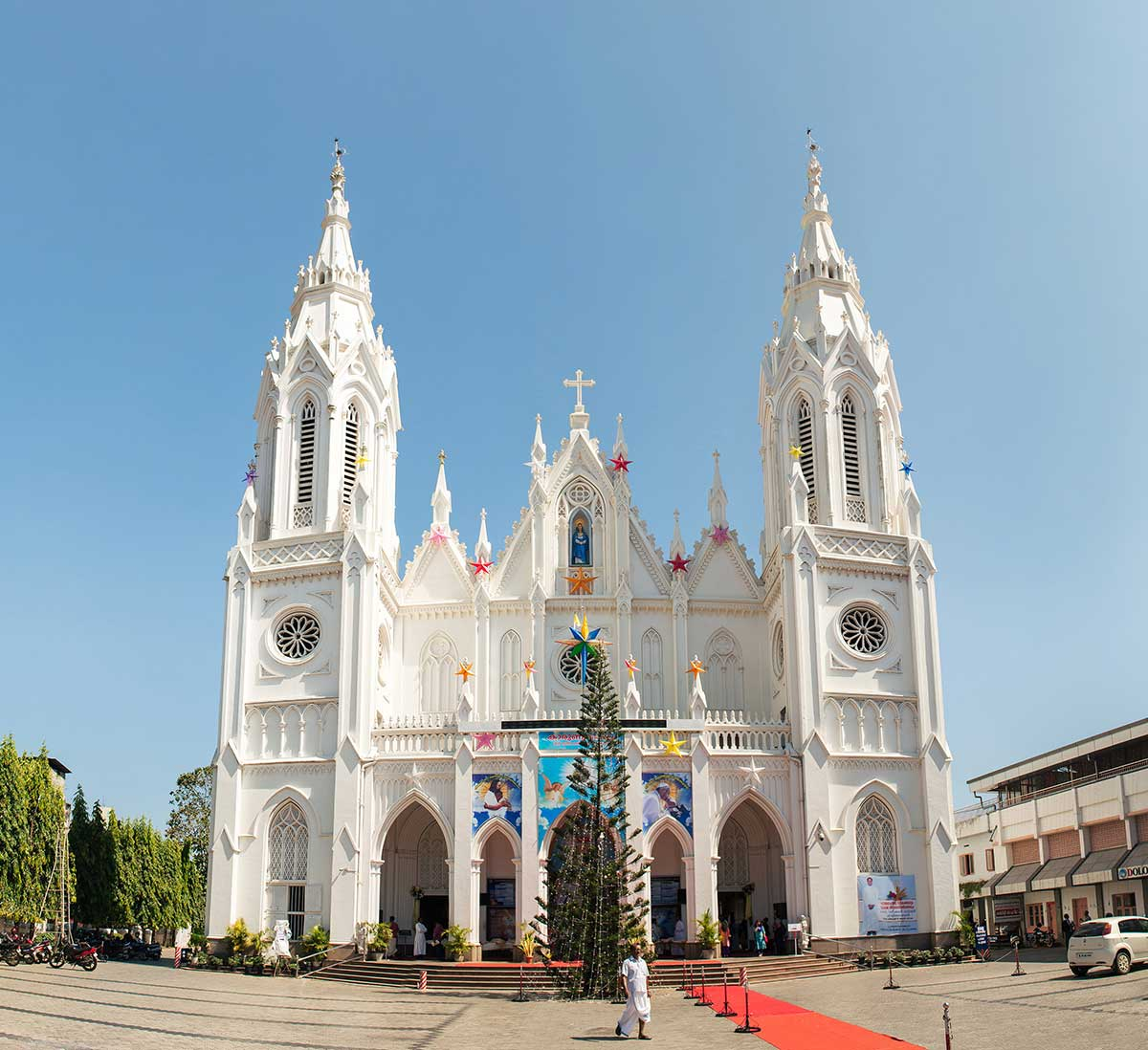 thrissur catholic church