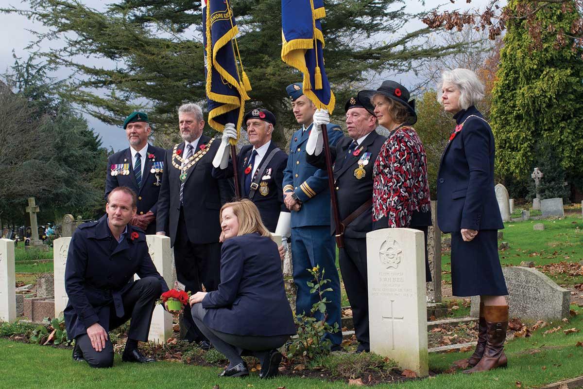 remembrance day celebration england