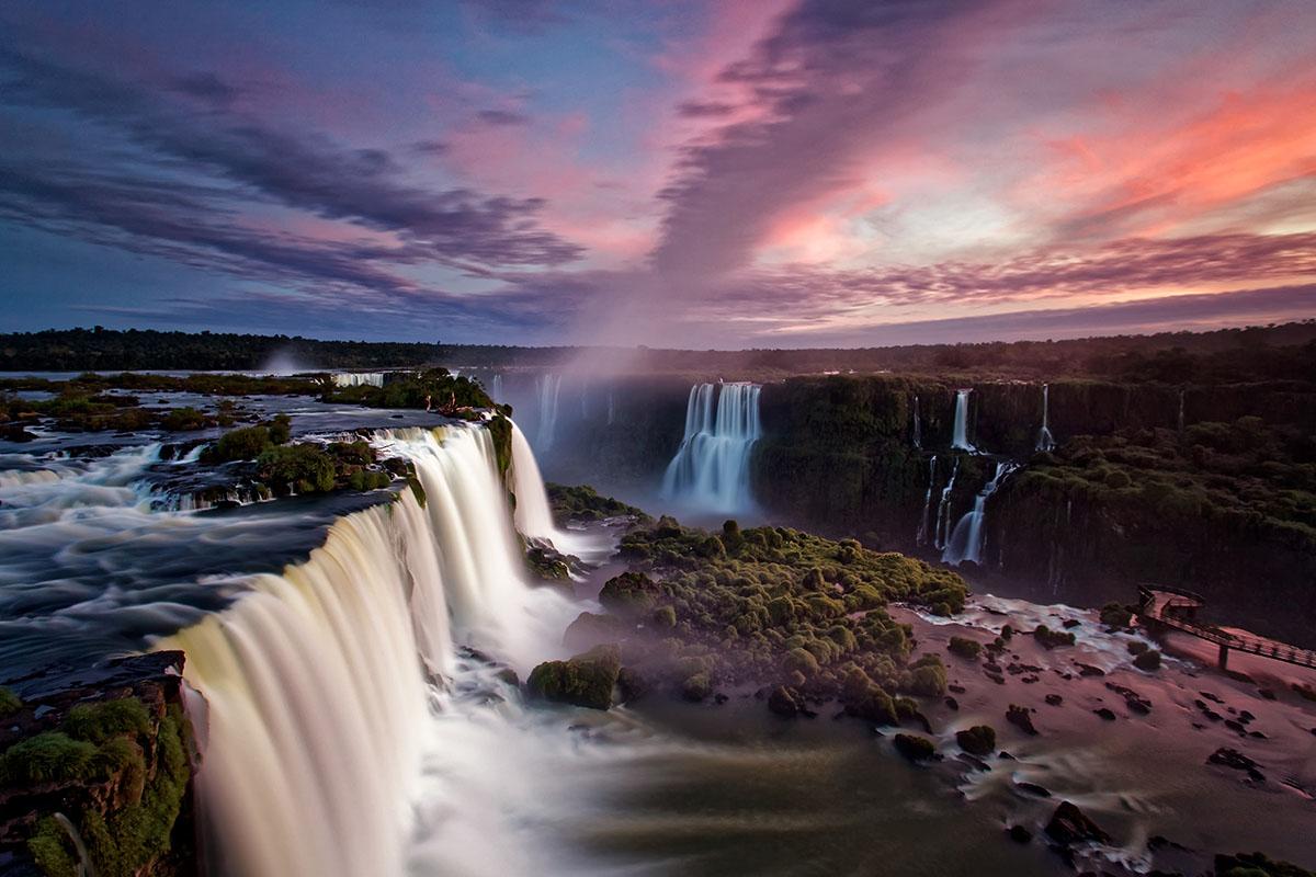 iguassu falls brazil photos