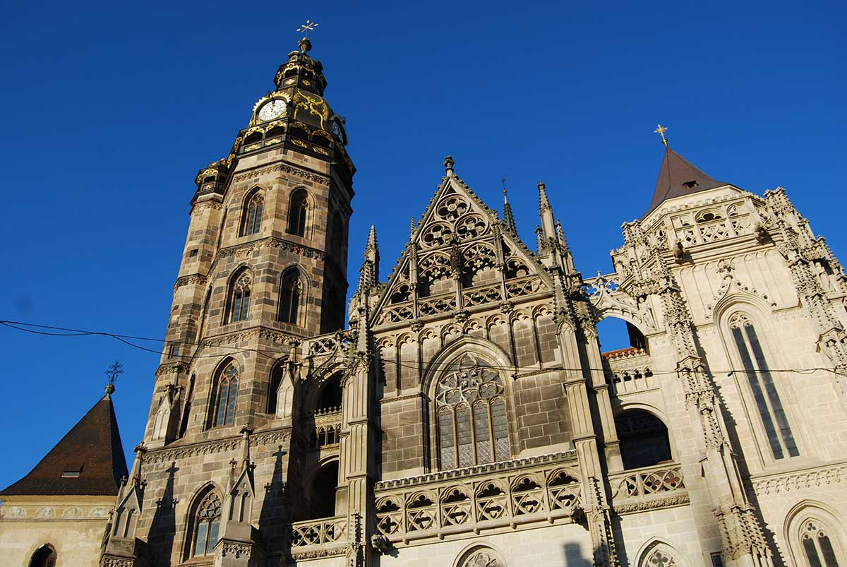 St Elisabeth's Cathedral Kosice