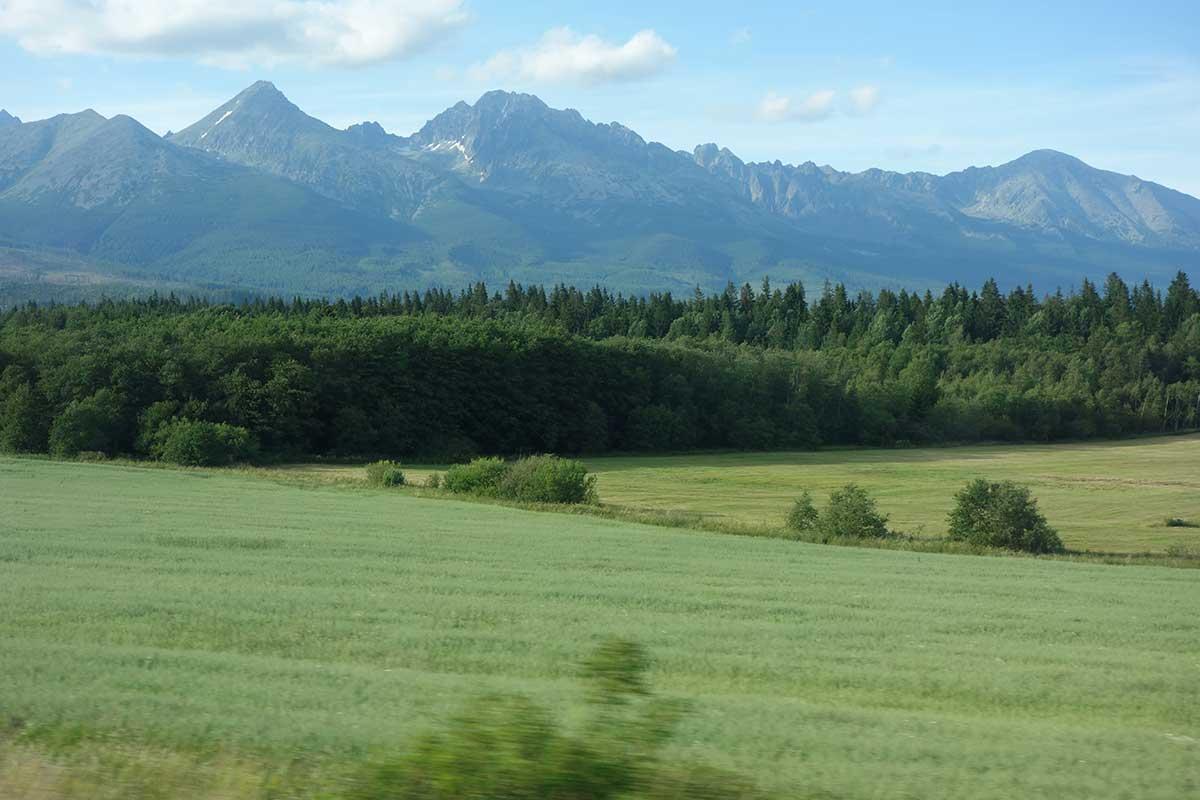 kosice tatra mountains