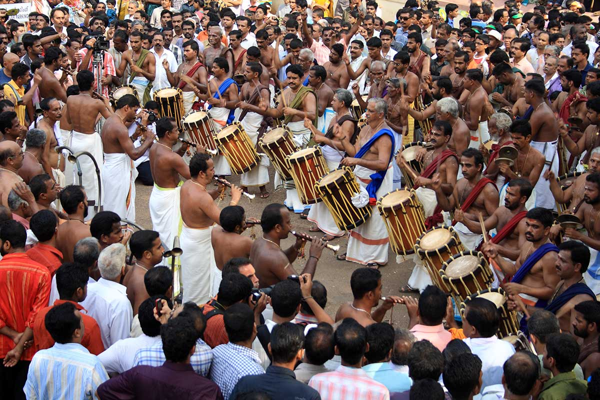 thrissur pooram travel guide