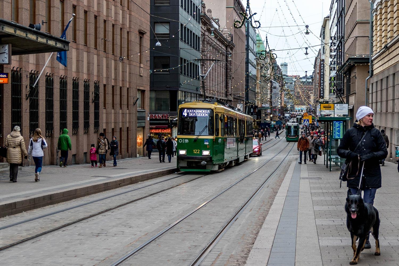 helsinki trams
