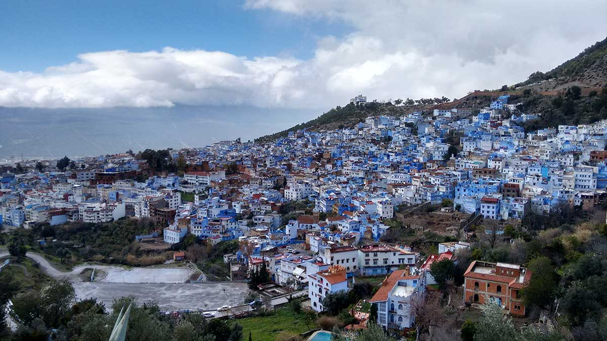 chefchaouen morocco travel story
