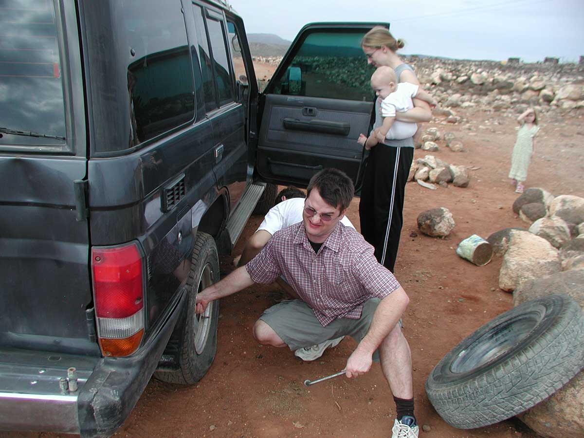 djibouti road trip