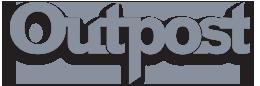 Outpost Magazine logo