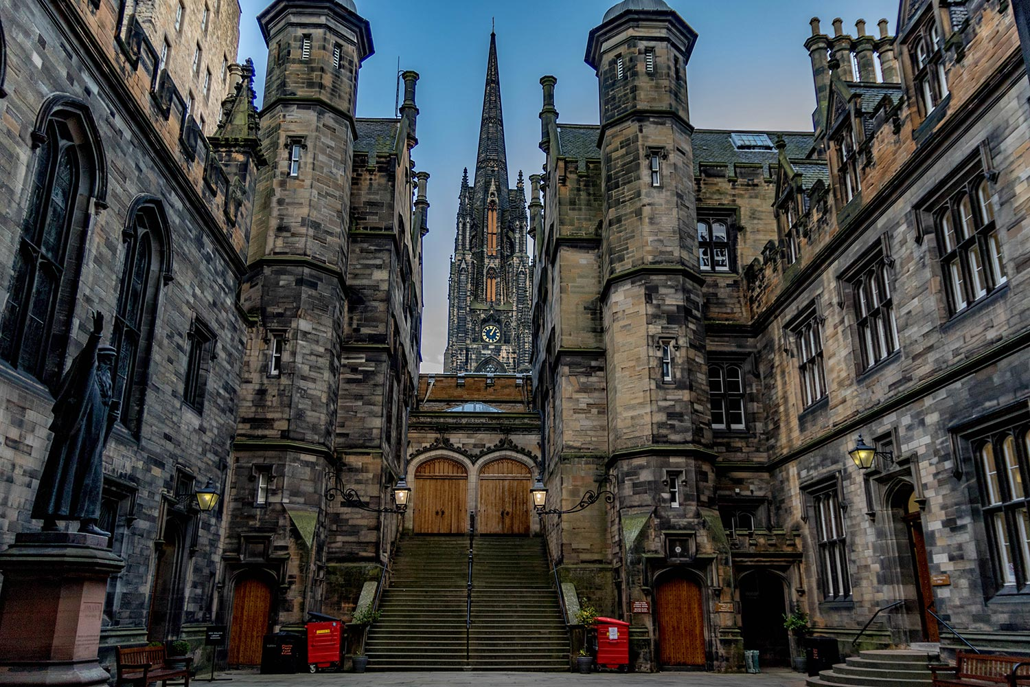 edinburgh travel highlights