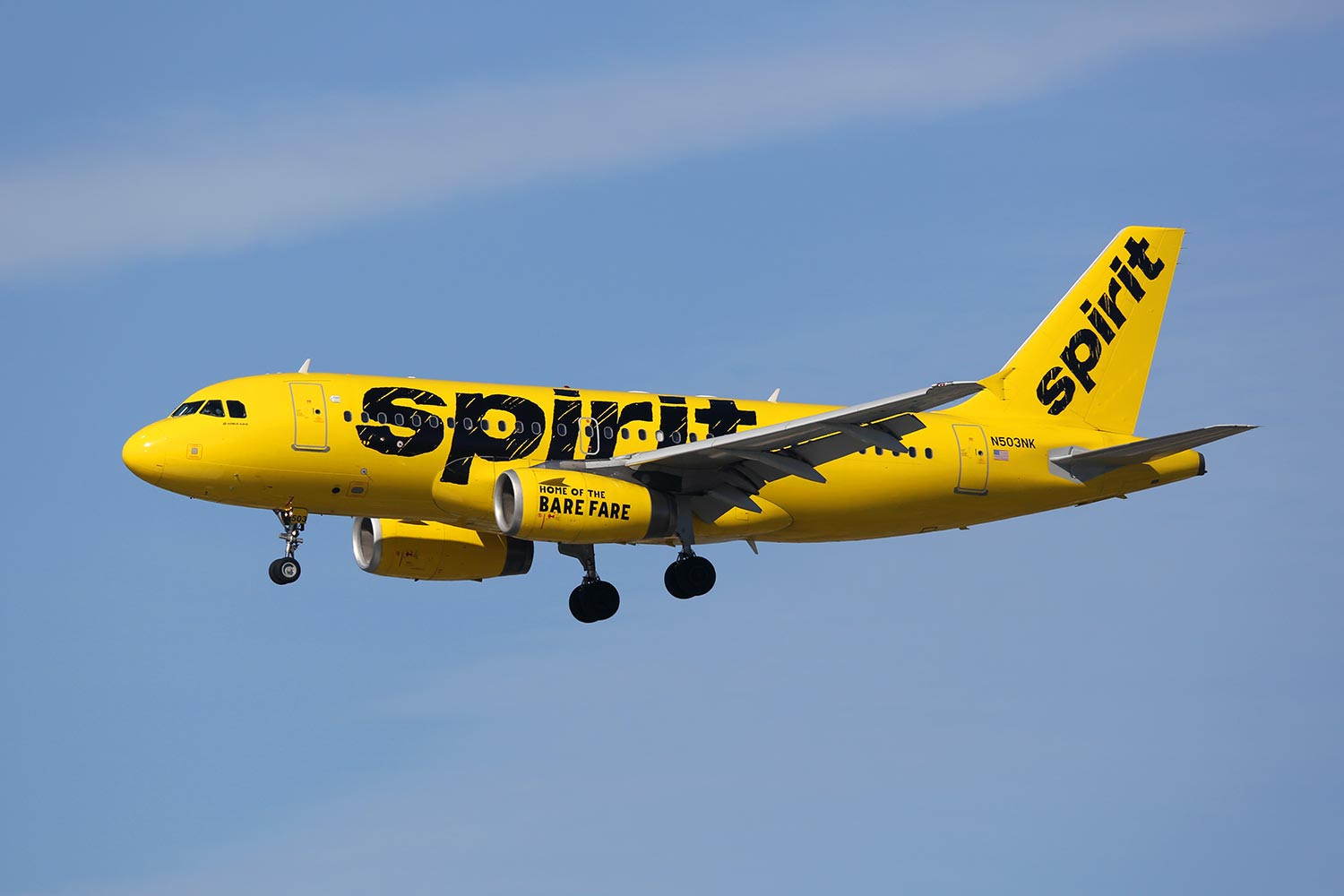 spirit airlines fees