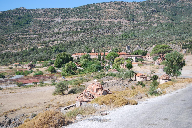 lesvos limonos monastery