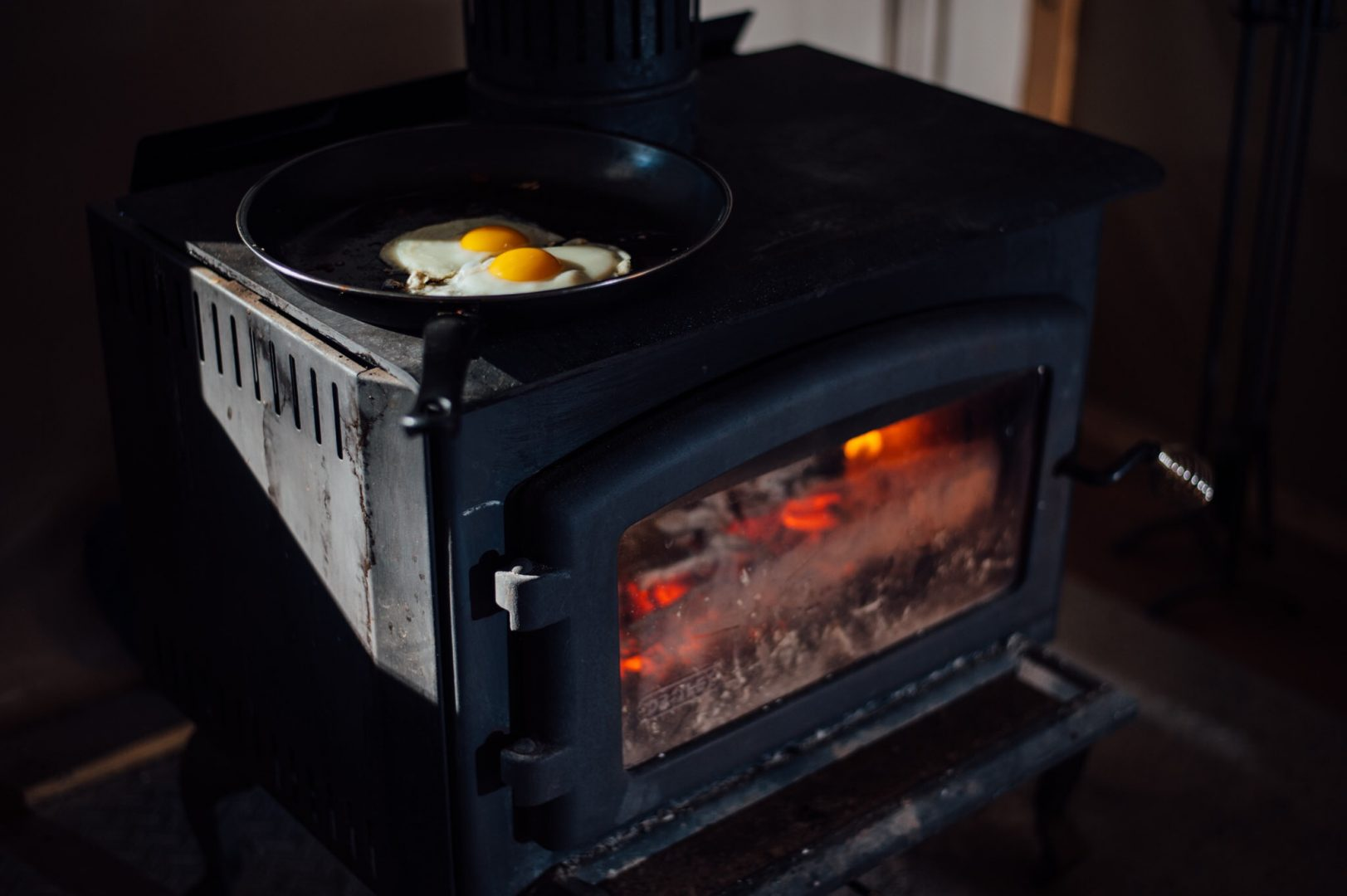 gatineau park winter camping food