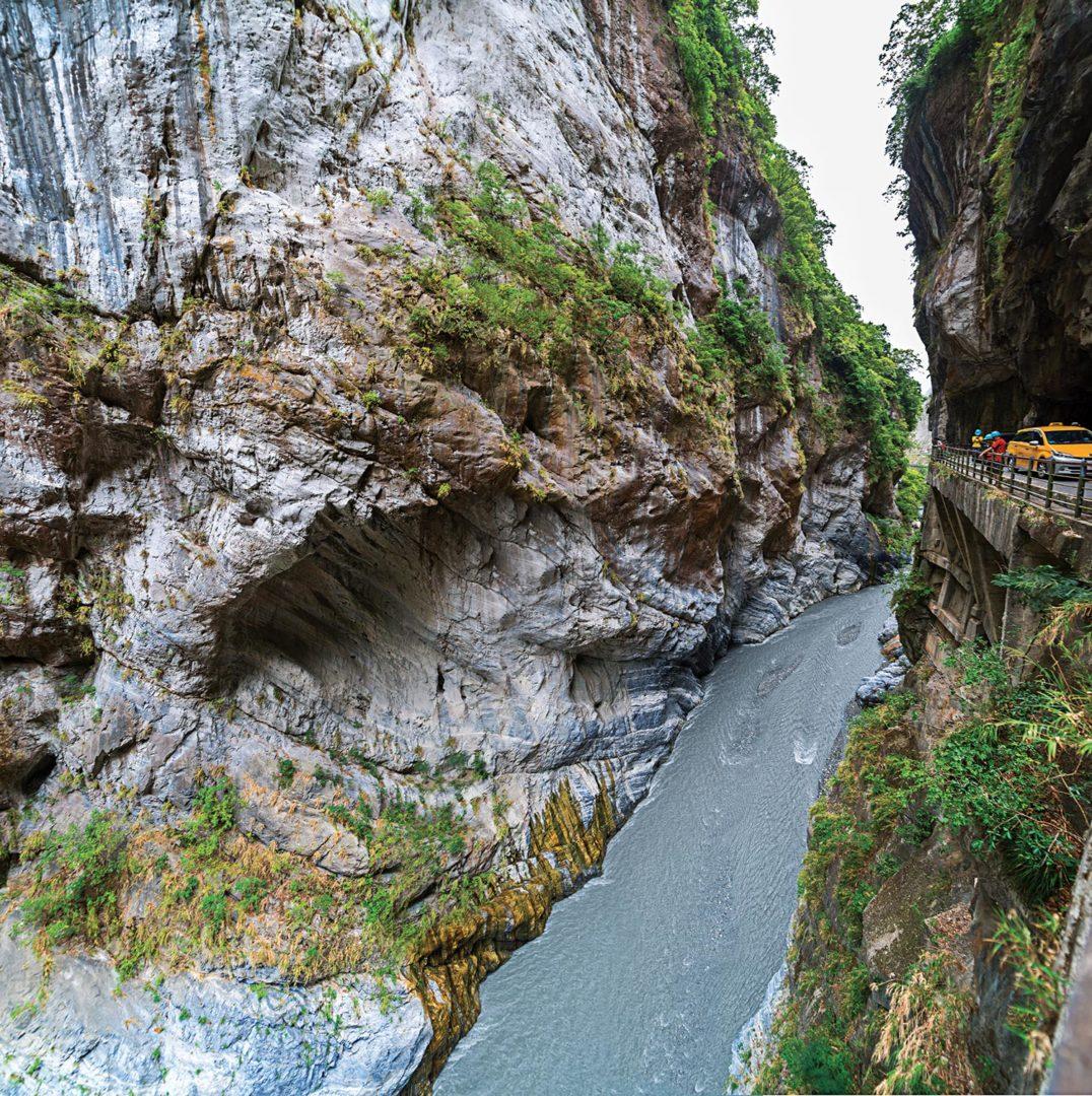 liwu river taroko gorge